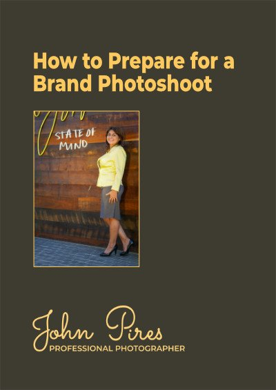how to prepare for a brand photoshoot ebook cover